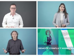 Remote Conflict Management (e-learning kurzus)